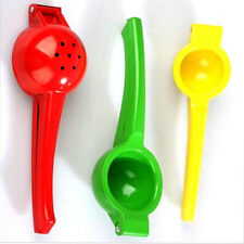 Hand Held Fruit Lemon Juice Orange Citrus Lime Manual Juicer Maker Squeezer Tool