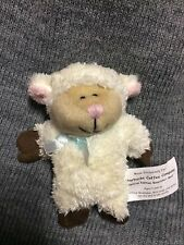 Starbucks Limited Edition 2004 Spring Easter Lamb Sheep Magnet Bearista Stickers