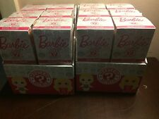FUNKO BARBIE  MINIS BLIND BOX LOT OF 2 NEW SEALED L@@K