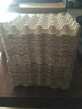 50 Reclaimed Cardboard Egg Trays-holds 30 Eggs-reptiles-insects-chicken-Duck-