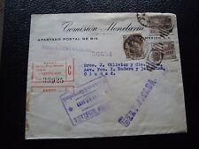 MEXIQUE - enveloppe 1923 (cy90) mexico