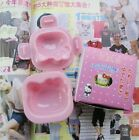 Hello Kitty Egg rice Jelly Mold Mould Bento Box Pink Lunch box craft DIY mould