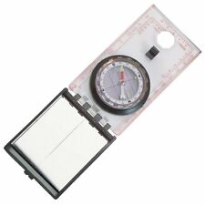 Orienteering Ranger Type Compass Liquid Filled W/Magnifying Glass 337 Rothco