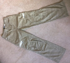 Nike Mada ACG Cargo Trousers 30/31 Rare! Pure Cotton