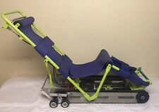 Garaventa Evacu-Trac - Emergency Evacuation wheelchair lift - like scalamobil