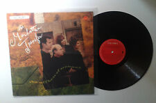 """The Manhattan Transfer """"The offbeat of avenues"""" LP COLUMBIA Holland 1991 VG/NM"""