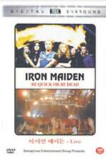 IRON MAIDEN - Raising Hell DVD (New & Sealed)