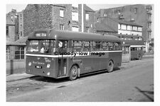 pt7476 - Road Services Bus no 8 at Douglas Bus Stn, Isle of Man - photograph 6x4