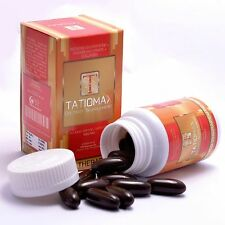 Tatiomax Reduced Glutathione/Collagen 1600mg Whitening Pills - SALE!! (T Logo)