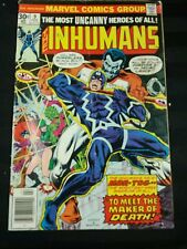 Vintage 1977 Marvel Comic Group The Inhumans Vol 1 #9  in good condition