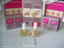 6 Lot Nutra Nail 3x Longer Stronger Nails 5-7 Day & 3x Nutra Fix Nail Repair NOS
