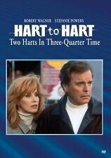 HART TO HART: TWO HARTS IN THREE QUARTER TIME Region Free DVD - Sealed