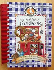 2000 GOOSEBERRY PATCH THE COZY HOME COOKBOOK, DECORATING, RECIPES, 224 PAGES