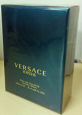 EROS by VERSACE EDT Spray 100ml 3.4oz 100% Original / Brand New in Box Men