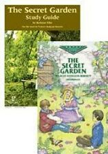 The Secret Garden SET - Study Guide and Book  (Progeny Press) NEW