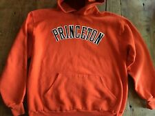 Vtg Russell Athletic Princeton Tigers Hoody Sweatshirt Large Ivy League Made USA