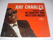 RAY CHARLES Modern Sounds In Country and Western Music, Record LP Vinyl, 33 RPM!