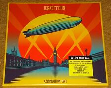LED ZEPPELIN CELEBRATION DAY 3 LP 180-GRAM VINLY BOX SET STILL SEALED