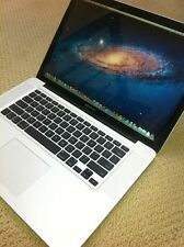 "Apple MacBook Pro 15"" 15.4"" i7 2.2GHz 16GB 512GB REAL SSD PERFECT + NEW BATTERY!"