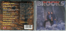 The BROTHERS BROOKS (Bluesrock) - Same CD 1994 DOS Records/Texas - NEU/NEW