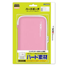 Hori Hard Pouch for Nintendo 3DS LL (XL) - Pink