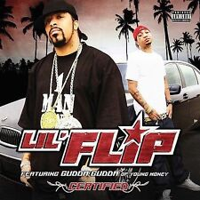 Certified [PA] by Lil' Flip (CD, May-2009, Real Talk Entertainment)