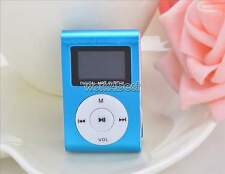 Mini Ultra MP3 Media Player FM Radio Support 2G 4G 8G 16G 32G SD TF Card