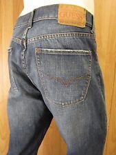 AUTHENTIC GUESS JEANS USA CLASSIC STRAIGHT LEG MEN JEANS  SZ 38 X 28.5
