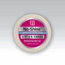 "Walker No Shine Hair Extensions Tape 1/3"" x 6 Yards Roll x 2 Roll"