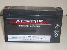 Batterie 6 Volt 7.2ah 151x94x34 Jouets, alarmes, téléphonie, Equip. Médicalisé