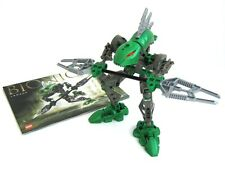 RASHIKI LERAHK, Lego Bionicle 8589, Excellent Condition, Audited, 100% Complete