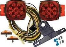 "L.E.D. SUBMERSIBLE MARINE TRAILER LIGHT KIT (FOR TRAILERS OVER 80"" WIDE)"