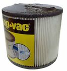 SHOPVAC VACUUM CLEANER CARTRIDGE FILTER FOR MOST WET/DRY COMMERCIAL