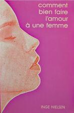 ++INGE NIELSEN comment bien faire l'amour à une femme RARE erotisme++