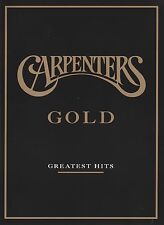 CARPENTERS - GOLD : GREATEST HITS DVD ~ BEST OF ~ KAREN THE RICHARD *NEW*