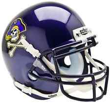 EAST CAROLINA PIRATES ECU NCAA Schutt Authentic MINI Football Helmet