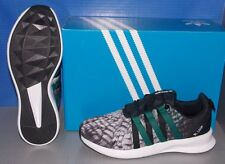 MENS ADIDAS SL LOOP RACER in colors BLACK / EMERAL / FTW WHITE SIZE 8