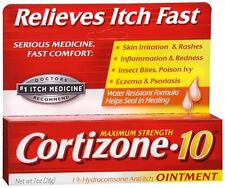 Cortizone-10 Maximum Strength Anti-Itch Ointment 1 oz