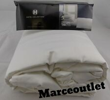 Hotel Collection Solid 525 Thread Count Egyptian Cotton QUEEN Sheet Set White