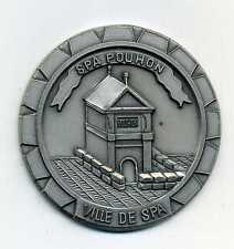 Orginal Medaille HISTOPHILA 79 SPA Pouhon Ville de SPA M_683