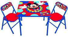 Table Set Activity Kids Furniture Chairs Chair Play And Disney Children Toddler