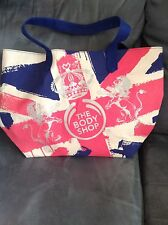 THE BODY SHOP LIMITED EDITION SUMMER 2015 TOTE / BEACH BAG - NEW WITHOUT TAGS