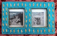 1p GAY INTEREST David Bowie Miniature Photo Set Starman & John I'm Only Dancing