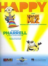 Pharrell Williams Happy from Despicable Me 2  US Sheet Music
