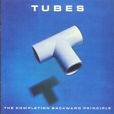 THE TUBES - THE COMPLETION BACKWARD PRINCIPLE - ORIGINAL CAPITOL RECORDS - CD