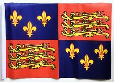 "TUDOR ROYAL STANDARD mini flag 9"" x 6"" 22cm x 15cm flags Henry the 8th Tudors"