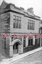 CH 36 - The New Carnegie Library, Runcron, Cheshire - 6x4 Photo