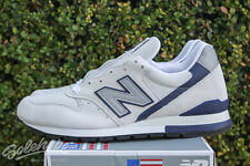 NEW BALANCE 996 SZ 7 HERITAGE GREY CLAY NAVY M996CFIS
