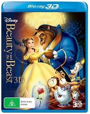 Beauty And The Beast 3D : NEW Blu-Ray 3D