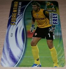 CARD CALCIATORI PANINI 2005-06 FIORENTINA FREY CALCIO FOOTBALL SOCCER ALBUM